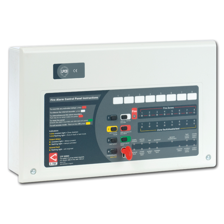 Conventional Fire Alarm Systems - Emergency Systems Ltd